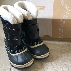 Sorel Children's 1964 PAC Strap snowboot